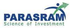 Parasram Holdings Sub Broker