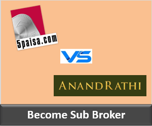 5Paisa Franchise vs Anand Rathi Franchise-Comparision