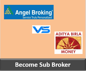 Angel Broking Franchise vs Aditya Birla Money Franchise - Comparison-min