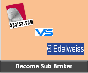 5Paisa Franchise vs Edelweiss Franchise - Comparison