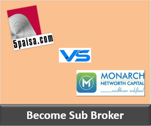 5Paisa Franchise vs Monarch Networth Franchise - Comparison