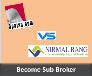 5Paisa Franchise vs Nirmal Bang Franchise - Comparison