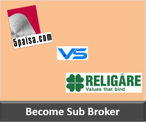5Paisa Franchise vs Religare Securities Franchise - Comparison-min