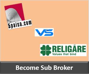 5Paisa Franchise vs Religare Securities Franchise - Comparison-min