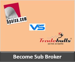 5Paisa Franchise vs Tradebulls Securities Franchise - Comparison-min
