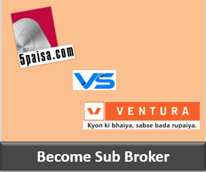 5Paisa Franchise vs Ventura Securities Franchise - Comparison-min