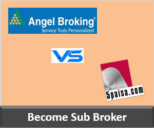 Angel Broking Franchise vs 5Paisa Franchise - Comparison-min