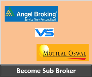 Angel Broking Franchise vs Motilal Oswal Franchise - Comparison-min