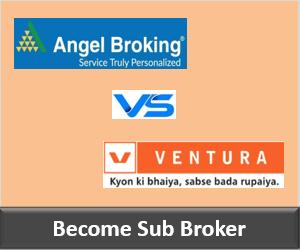 Angel Broking Franchise vs Ventura Securities Franchise - Comparison-min