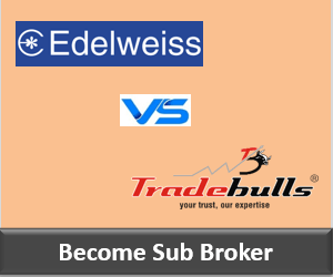 Edelweiss Franchise vs Tradebulls Securities Franchise - Comparison-min
