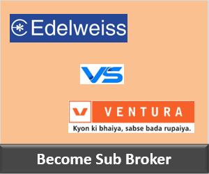 Edelweiss Franchise vs Ventura Securities Franchise - Comparison-min