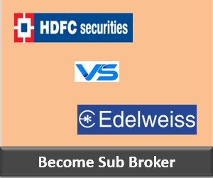 HDFC Securities Franchise vs Edelweiss Franchise - Comparison-min