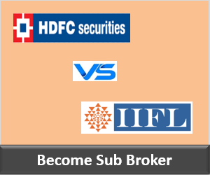 HDFC Securities Franchise vs IIFL Franchise - Comparison-min