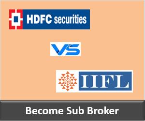 HDFC Securities Franchise vs IIFL Franchise - Comparison-min