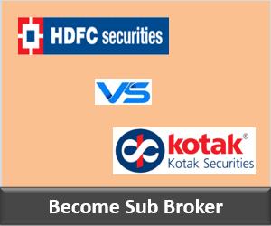 HDFC Securities Franchise vs Kotak Securities Franchise - Comparison-min