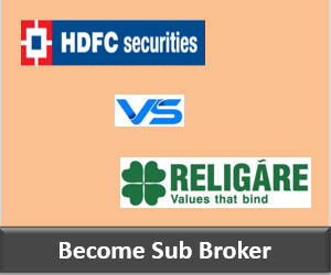 HDFC Securities Franchise vs Religare Securities Franchise - Comparison-min