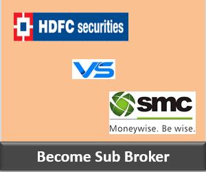 HDFC Securities Franchise vs SMC Global Franchise - Comparison-min