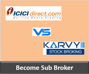 ICICI Direct Franchise vs Karvy Franchise - Comparison-min