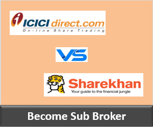 ICICI Direct Franchise vs Sharekhan Franchise - Comparison-min