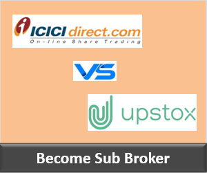 ICICI Direct Franchise vs Upstox Franchise - Comparison-min