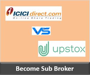 ICICI Direct Franchise vs Upstox Franchise - Comparison-min