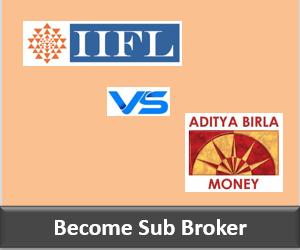 IIFL Franchise vs Aditya Birla Money Franchise - Comparison-min