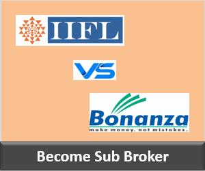 IIFL Franchise vs Bonanza Portfolio Franchise - Comparison-min