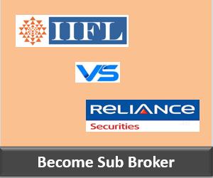 IIFL Franchise vs Reliance Securities Franchise - Comparison-min