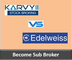 Karvy Franchise vs Edelweiss Franchise - Comparison-min