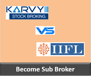 Karvy Franchise vs IIFL Franchise - Comparison-min