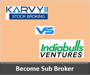 Karvy Franchise vs Indiabulls Ventures Franchise - Comparison-min
