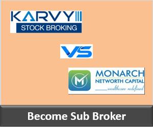 Karvy Franchise vs Monarch Networth Franchise - Comparison-min