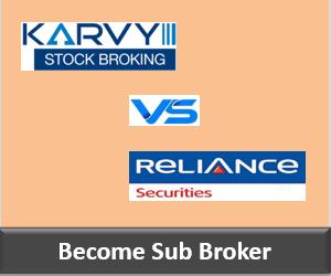 Karvy Franchise vs Reliance Securities Franchise - Comparison-min