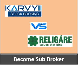 Karvy Franchise vs Religare Securities Franchise - Comparison-min