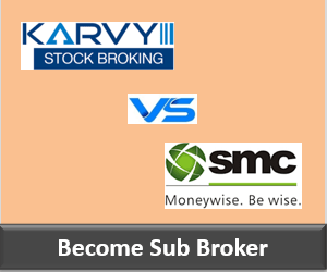 Karvy Franchise vs SMC Global Franchise - Comparison-min