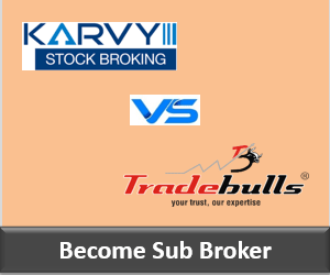 Karvy Franchise vs Tradebulls Securities Franchise - Comparison-min