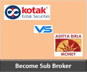 Kotak Securities Franchise vs Aditya Birla Money Franchise - Comparison-min
