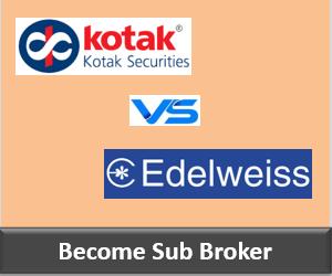 Kotak Securities Franchise vs Edelweiss Franchise - Comparison-min