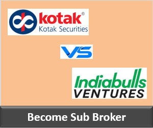 Kotak Securities Franchise vs Indiabulls Ventures Franchise - Comparison-min