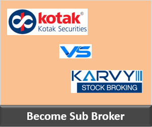 Kotak Securities Franchise vs Karvy Franchise - Comparison-min
