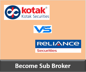 Kotak Securities Franchise vs Reliance Securities Franchise - Comparison-min