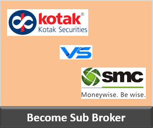 Kotak Securities Franchise vs SMC Global Franchise - Comparison-min