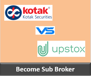 Kotak Securities Franchise vs Upstox Franchise - Comparison-min