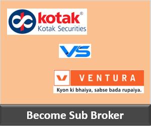 Kotak Securities Franchise vs Ventura Securities Franchise - Comparison-min