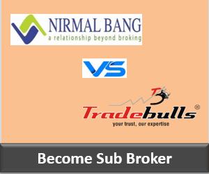 Nirmal Bang Franchise vs Tradebulls Securities Franchise - Comparison-min