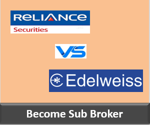 Reliance Securities Franchise vs Edelweiss Franchise - Comparison-min