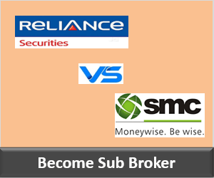 Reliance Securities Franchise vs SMC Global Franchise - Comparison-min