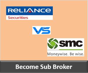 Reliance Securities Franchise vs SMC Global Franchise - Comparison-min