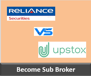 Reliance Securities Franchise vs Upstox Franchise - Comparison-min