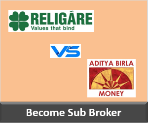 Religare Securities Franchise vs Aditya Birla Money Franchise - Comparison-min